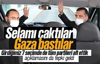 Başkan Sarıcaoğlu, 'Girdiğimiz 7 seçimde de tüm partileri alt ettik'