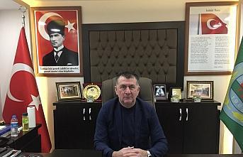 """Çarşamba Ziraat Odası Başkanı Aydemir: """"Yıl..."""