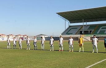 Çarşambaspor, sahasında İçel İdmanyurdu'nu 1-0 yendi