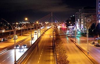 Doğu Marmara ve Batı Karadeniz'de sokağa çıkma...