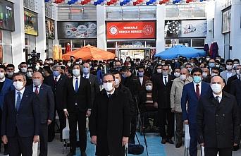 Gençlik ve Spor Bakanı Kasapoğlu, Kırıkkale Gençlik Merkezi açılışında konuştu: