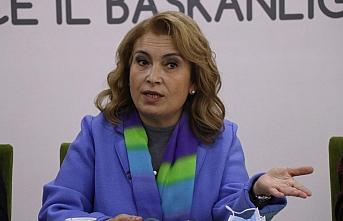 İYİ Parti Kadın Politikaları Başkanı Yanıkömeroğlu,...
