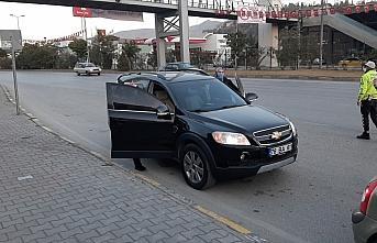 Karabük'te karantinada olması gereken kişi halk otobüsünde yakalandı