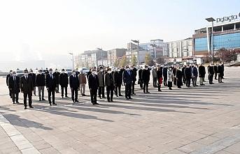 Karabük'te Öğretmenler Günü kutlandı