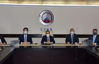 Macaristan'daki yatırım olanakları Trabzon iş dünyasına anlatıldı
