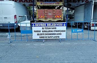 Sakarya, Zonguldak ve Bartın'da Kovid-19 tedbirleri