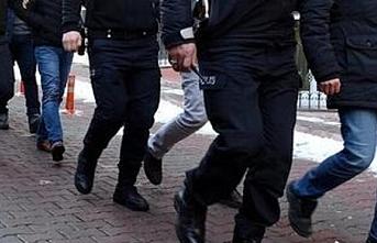 Samsun'da 6 ilçeye düzenlenen uyuşturucu operasyonunda...