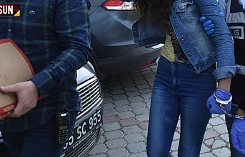 Samsun'daki uyuşturucu operasyonlarında biri kadın 3 şüpheli yakalandı