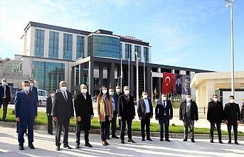 Samsun'da 200 yataklı Vezirköprü Devlet Hastanesi...