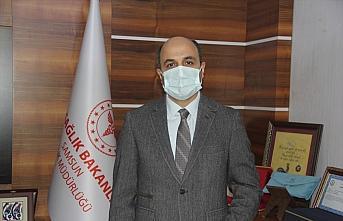 Samsun'da artan koronavirüs vakalarına karşı Sağlık Müdürü Oruç'tan uyarı: