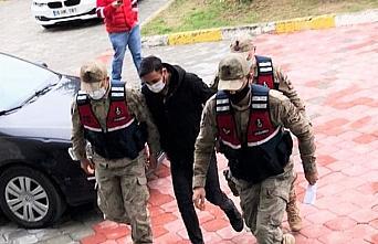 Samsun'da hakkında 15 yıl 8 ay hapis cezası...