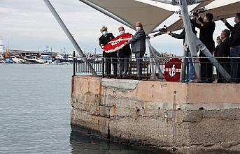 Sarıkamış deniz şehitleri Zonguldak'ta anıldı