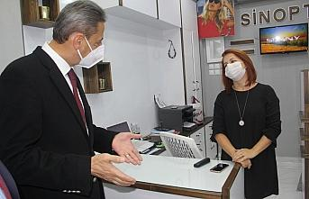 Sinop Valisi Karaömeroğlu: