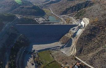 Tekke Barajı'yla Bolu'da içme suyu sorunu yaşanmayacak