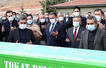 Tokat Belediye Başkanı Eroğlu'nun acı günü