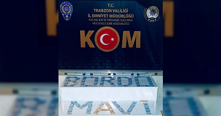 Trabzon'da sahte para operasyonunda 3 kişi gözaltına...