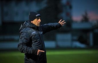 Trabzonspor, MKE Ankaragücü maçı hazırlıklarını...