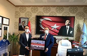 Ulaştırma Memur-Sen'den Kastamonu Havalimanı Müdürü...