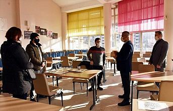 Ülkelerine gidemeyen öğrenciler Karabük'teki yurtlarda en iyi şekilde ağırlanıyor