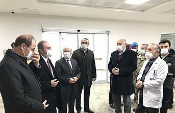 Yeni Bayburt Devlet Hastanesi hasta kabulüne başladı