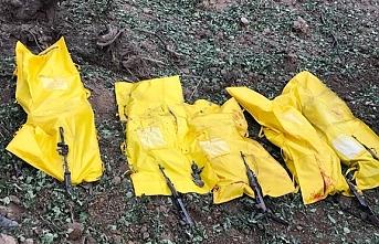 20 PKK/YPG'li terörist öldürüldü