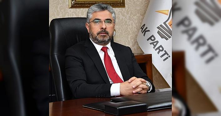 AK Parti İl Başkanı Ersan Aksu'dan sağlık çalışanlarına...