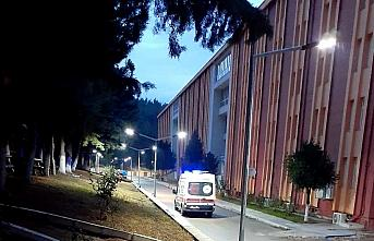 Amasya'da karantina ihlali yapan 14 kişi yurda yerleştirildi