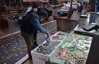 Batı Karadeniz'de balık halinde kısıtlama öncesi...