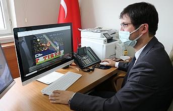 Bolu Emniyet Müdürü Erdoğan ile Sağlık Müdürü...