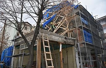 Boyabat'ta tarihi çaşının restorasyonuna başlandı