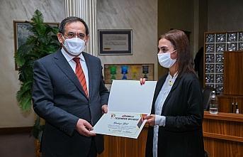 Büyükşehir Belediye Başkanı Demir'den, SAMULAŞ...