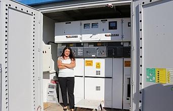 Çorum'da kadın girişimci ve eşi, TKDK hibesiyle güneş enerjisi santrali kurdu