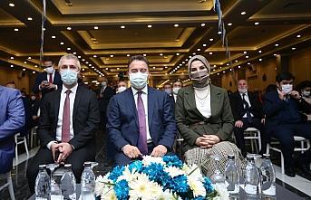 DEVA Partisi Genel Başkanı Ali Babacan, partisinin...