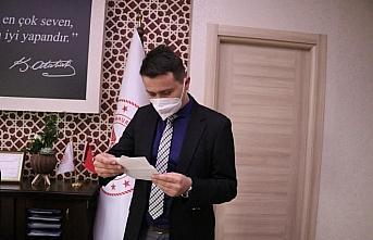 Düzce Valisi Atay ve Belediye Başkanı Özlü'den...