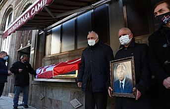 Eski Trabzonspor Kulübü Başkanı Özkan Sümer...