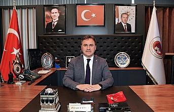 Gümüşhane Belediye Başkanı Ercan Çimen'den