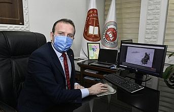 Gümüşhane Cumhuriyet Başsavcısı Ecir, AA'nın...