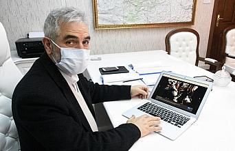 Gümüşhane İl Genel Meclisi Başkanı Erdoğdu,...