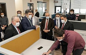 HAVELSAN İleri Teknolojiler Merkezi Gebze'deki Bilişim...