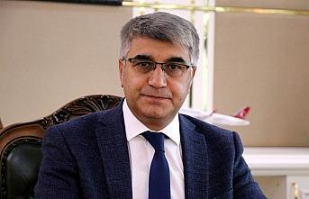 Karabük Valisi Fuat Gürel'den yeni yıl mesajı