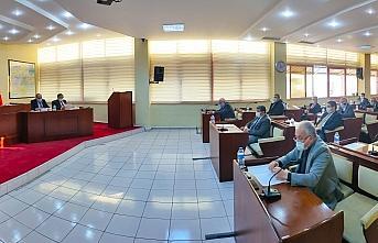 Karabük'te yılın son il genel meclis toplantısı...