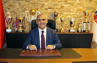 Kardemir Karabükspor Kulübü Başkanı Yüksel'den...