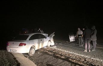 Kastamonu'da meydana gelen trafik kazasında bir kişi...