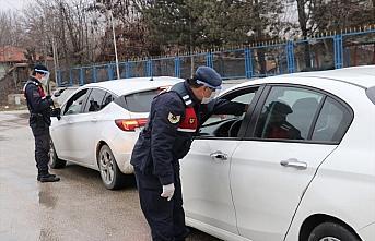 Kastamonu'ya il dışından gelen 165 kişi karantinaya...