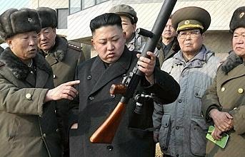 Kuzey Kore'de karantinayı ihlal eden şahsı...