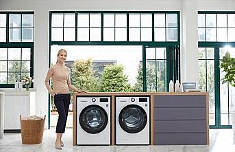 LG buhar özellikli çamaşır makineleri bakterileri...