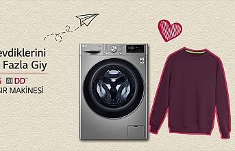 LG'den buharlı çamaşır makinesi kazanma fırsatı