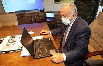 Ordu Büyükşehir Belediye Başkanı Güler, AA'nın...