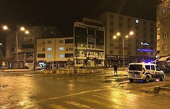 Orta ve Doğu Karadeniz'de sokağa çıkma kısıtlaması nedeniyle sessizlik hakim