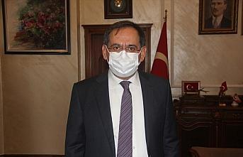 Samsun Büyükşehir Belediye Başkanı Demir, Kovid-19 vakalarını değerlendirdi
